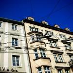 """Innsbruck Skyline"" by gilestimms"