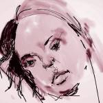 """""""Wistful Girl"""" by Samwit"""
