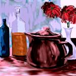 """Kitchen Still Life"" by Samwit"