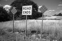 Route 66 - End of the Road