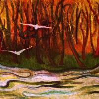 in flight by Louise Dionne