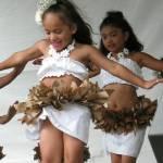 """Miniature Tahitian Dancers"" by Kahealani"