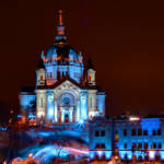 """Cathedral of St Paul Minnesota"" by WaynePhotoGuy"