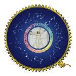 """The Vitruvian Zodiac"" by Bennecelli"