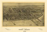 Vintage Map of Coney Island New York (1906)