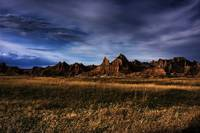 South Dakota Badlands - The Landscape