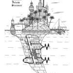 """""""Roxton Island Steamer"""" by VictorianSpaceAge"""