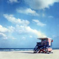 Miami Lifeguard Stand #12