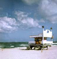 Miami Lifeguard Stand #5
