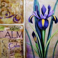 Calm Art Prints & Posters by Christine Jones