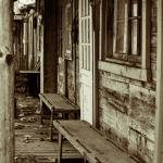 """Old Homestead Porch"" by bonniebruno"