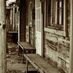 """Old Homestead Porch"" by bonniebruno"
