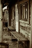 Old Homestead Porch