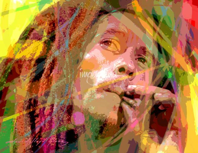 Bob Marley: Live in Santa Barbara Bob-Marley