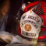 """Fireman - Hat - The Lieutenants cap"" by mikesavad"