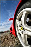 Ferrari F355 Berlinetta Wheel Arch