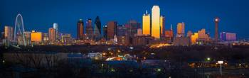 Dallas Downtown Panorama