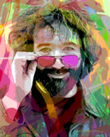 Jerry Garcia Art