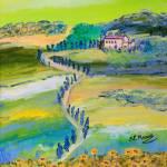 """Tuscan countryside"" by Loredana_Messina"