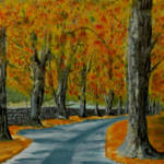 """Autumns Pathway"" by anthonydunphy"