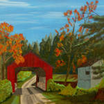 """Covered Bridge"" by anthonydunphy"