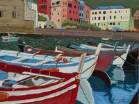 Little Boats of Italy