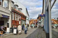 Saturday In Ebeltoft