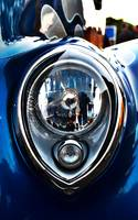 Willys coupe front light