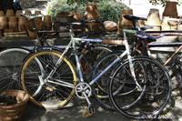 Bicycles at Rest