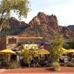 """Sedona Watering Hole"" by FordLou"