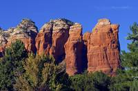 Sedona Coffee Pot Rock