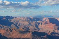 Grand Canyon Approaching Sunset