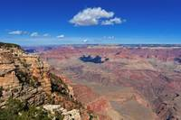Grand Canyon Cloud Shadow