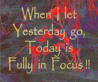 Affirmation: Yesterday and Today 3