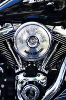 Screaming Eagle Harley engine