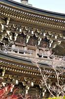 Wooden Pagoda Detail