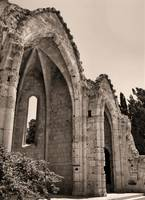 Greek Abbey Arch