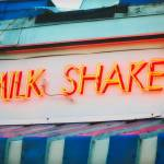"""Milk Shakes Sign"" by msbelle"