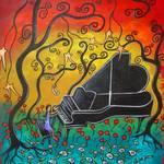 """Musical Enchantment II"" by juliryan"
