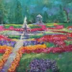 """Duncan Gardens"" by jacquelinebrewerart"