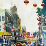 """Red Lanterns"" by WilliamDunn"