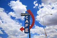 Route 66 - Grants Cafe