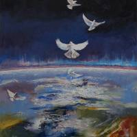"""Doves"" by Michael Creese"