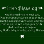 """Irish Blessing"" by FriedmanGallery"