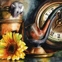 As Time Goes By Art Prints & Posters by Peter Williams