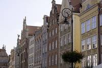 City of Gdansk, Poland.