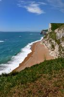 Beach near Durdle Door, Dorset