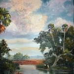 """Wild Florida - Birds on Dead Tree"" by mazz"