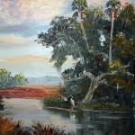 """Florida Birds on Dead Tree"" by mazz"