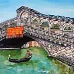 """""""Ponte Rialto"""" by Loredana_Messina"""